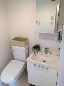 プリマ金沢フェリーチェトイレ